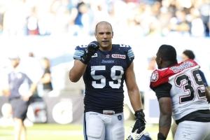 CFL: Calgary Stampeders at Toronto Argonauts