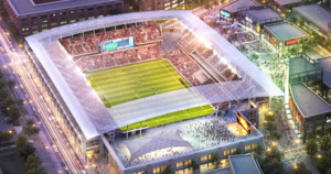 DC United Stadium Concept Drawing