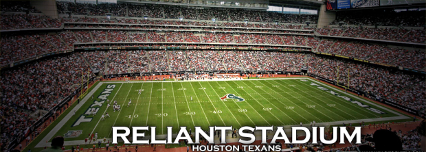 Reliant Stadium, Houston Texas