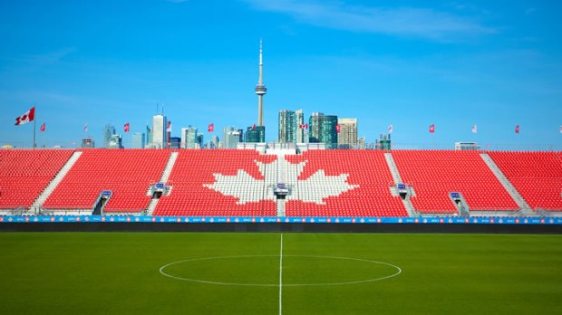 BMO Field Toronto