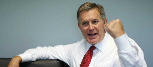 MLSE CEO Tim Leiweke