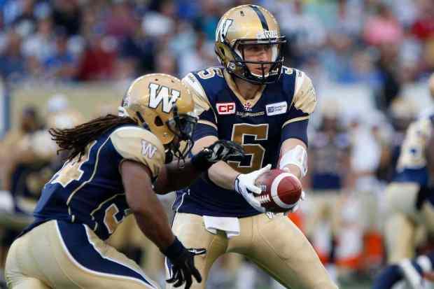 Winnipeg Blue Bombers v BC Lions