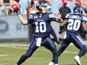 CFL: Hamilton Tiger-Cats at Toronto Argonauts