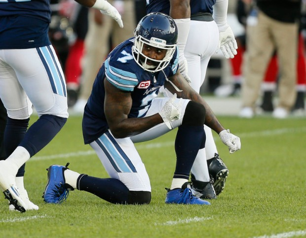 CFL: Ottawa RedBlacks at Toronto Argonauts